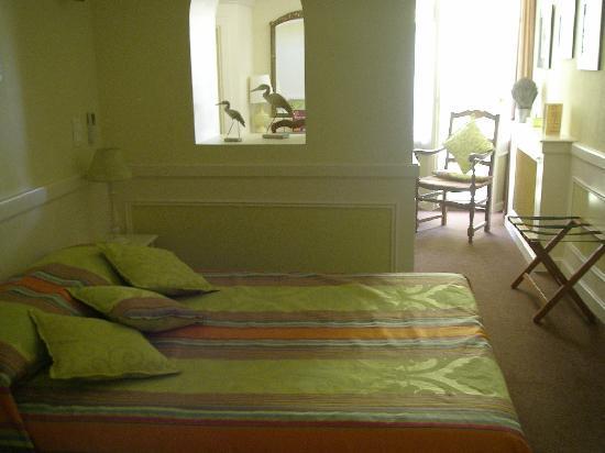 Hotel du Parc: Una stanza dell'hotel