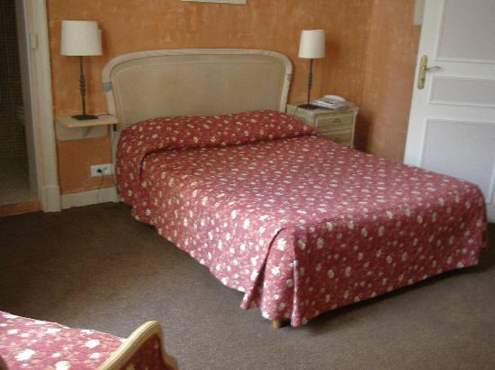 Hotel du Parc: La nostra stanza