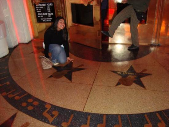 Hard Rock Hotel and Casino Las Vegas: estrella en hard rock!