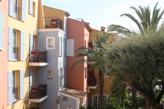 Hotel Byblos Saint Tropez: BYBLOS :)