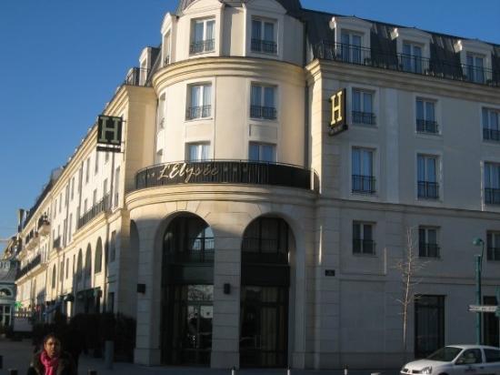 Hôtel l'Elysee Val d'Europe : our hotel - Hotel l'Elysee, near Disneyland