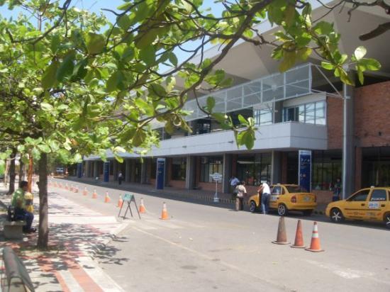 Cucuta, Colombia: AEROPUERTO.