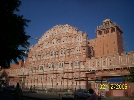 City Palace of Jaipur: Pink palace Jaipur