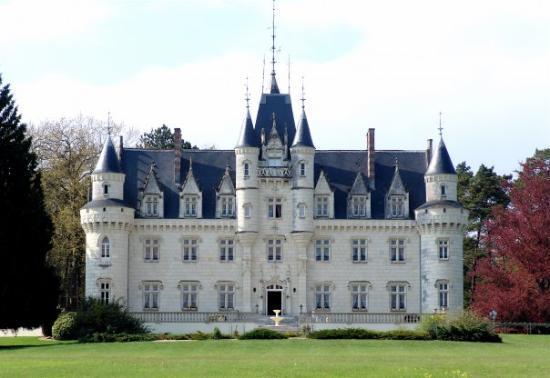 Foto de Chateau Hotel Savigny