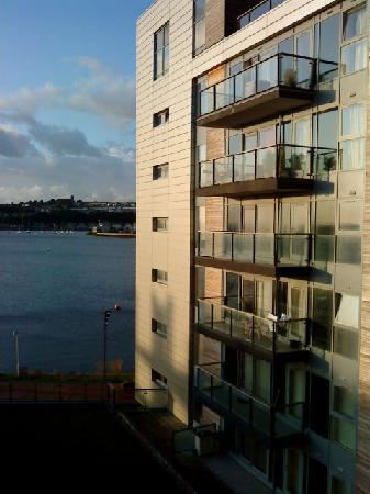 BaySide Apartments: The apartments
