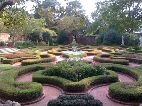 North Carolina History Center - Tryon Palace: Gardens