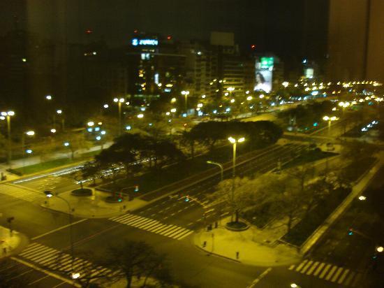 Pestana Buenos Aires: Vista Ventana Habitación