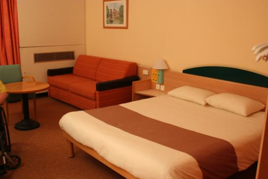 Ibis Montpellier Centre Comedie : Great location, comfortable stay, good breakfast.
