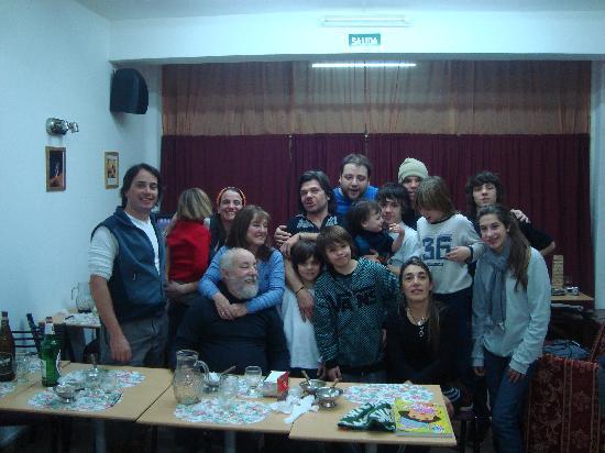 Anochecer Andino: Que familia grandiosa!!