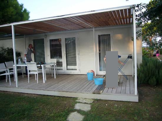 Jesolo Camping Village - Villaggio Turistico Adriatico: Ciprea caravan