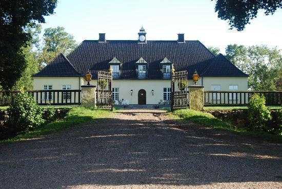 Idingstad Sateri : The main building