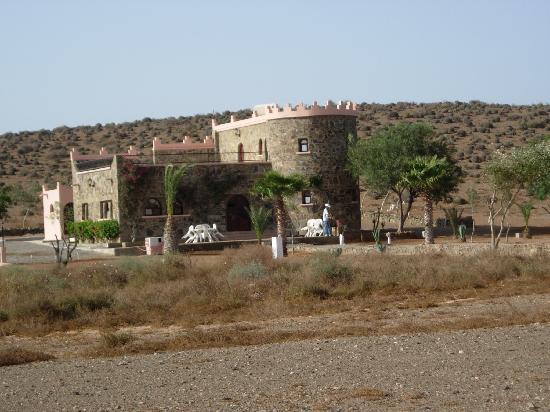 Guelmim, Marrocos: HOTEL
