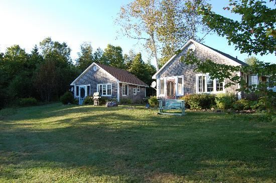 Bocabec Country Garden Cottages: Other cottages