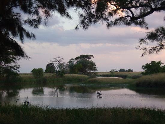 The Lake At Santa Maura