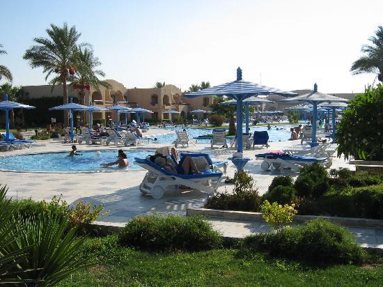 Ali Baba Palace : Der sehr große Pool