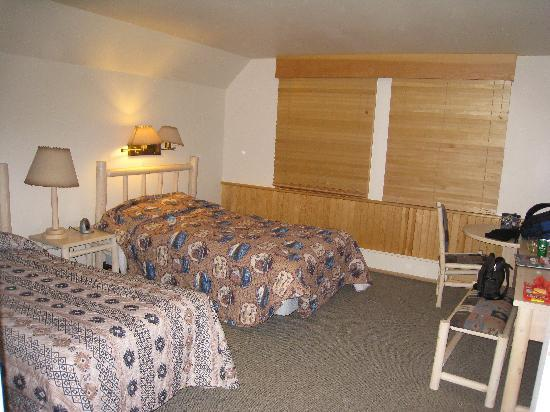 Dunraven Lodge : interno