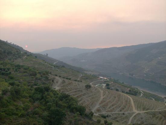 Tabuaco, Portugal: View