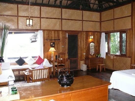 Inle Princess Resort : Room
