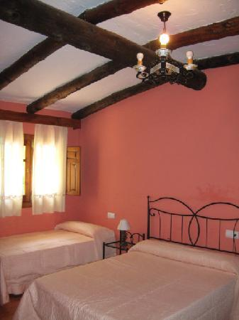 Hotel Rural Buitreras: View of one of the rooms