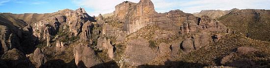 Province of Cordoba, Αργεντινή: LOS TERRONES - CAPILLA DEL MONTE - CÓRDOBA