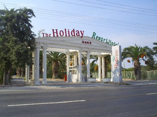 Holiday Resort Hotel: Holiday Hell hole