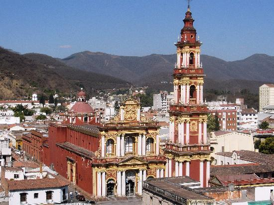 Province of Salta, Argentina: Iglesia San Francisco, Salta