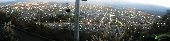 Province of Salta, Argentina: Vista aerea ciudad de Salta