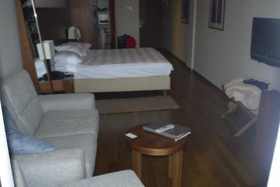 Hotel Bellevue Dubrovnik: duplex room we stayed in...