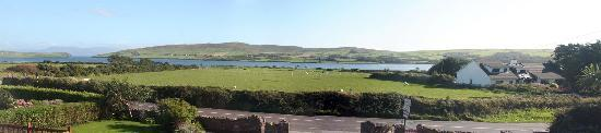 Brownes Bed & Breakfast Dingle: The view from Browne's B&B