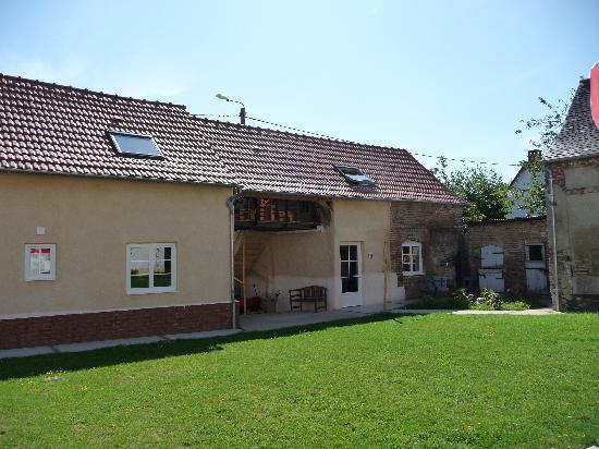 Chambres d'hotes en Baie de Somme: les chambres