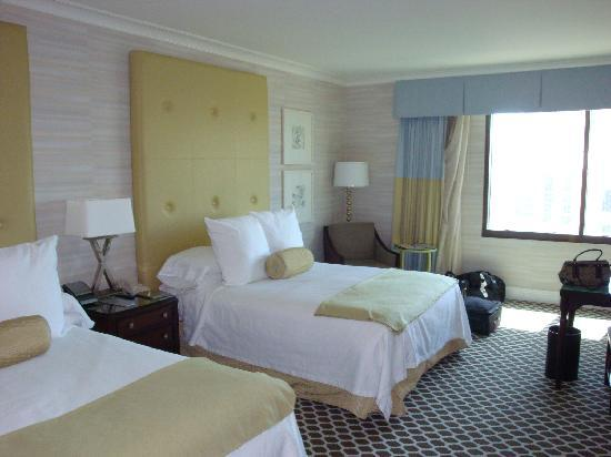 Room With 2 Beds Picture Of Caesars Palace Las Vegas Tripadvisor