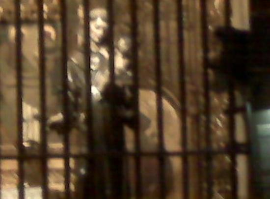 โกธิคควอเตอร์: San antonio en la catedral del pi