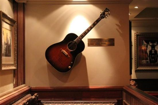 Hard Rock Cafe Copenhagen ภาพถ่าย