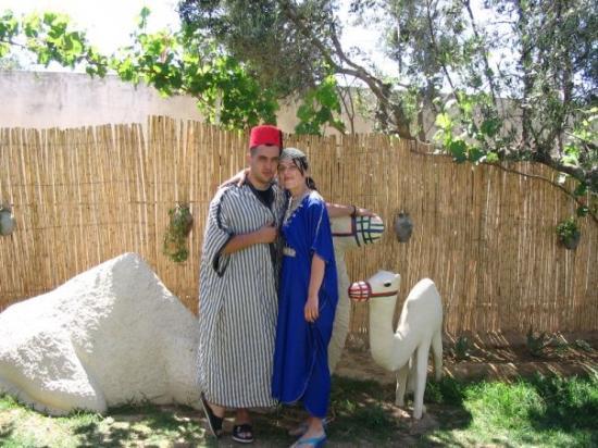 Hammam Sousse, Tunisie : nis-tu