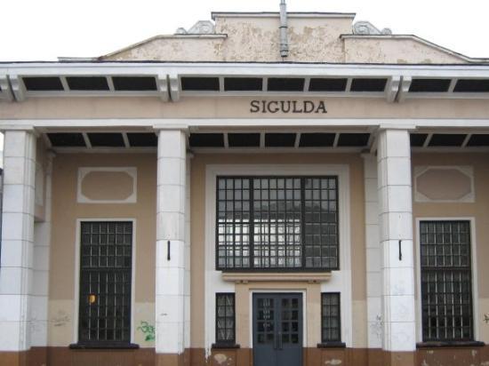 Sigulda train station