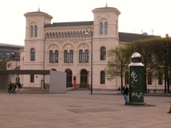 The Nobel Peace Center: Nobel Peace Centre