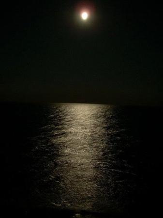 Ceriale, อิตาลี: by Night