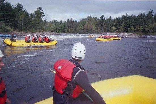 RiverRun Rafting: OTTAWA RIVER'S RAFTING