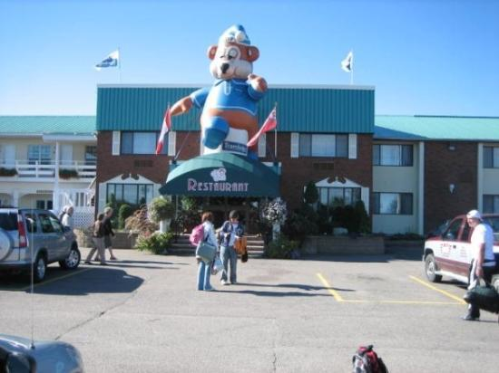 Travelodge Hotel Pembroke: TRAVELODGE HOTEL ( PEMBROKE )
