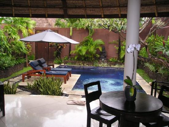The Dusun: Pool by day
