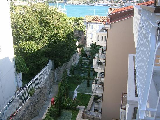 Hotel Lapad: Balconys
