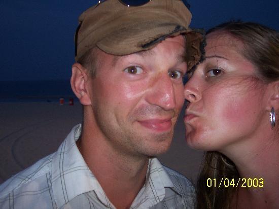 Days Inn Seaside Heights/Toms River: kisses