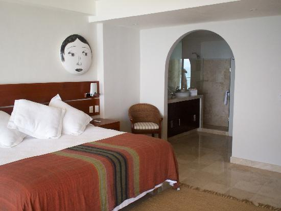 Hotel Cinco: Master room