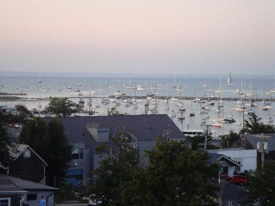 Vineyard Haven, MA: View from the rooftop