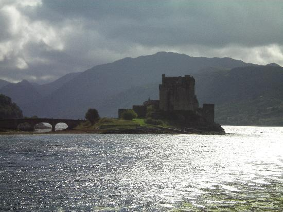 Loch Duich Hotel: View from the hotel