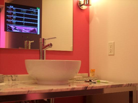 Bathroom At Flamingo Picture Of Flamingo Las Vegas Hotel Casino Las