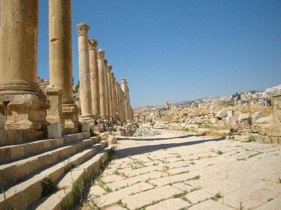 Mosaic City Hotel: Jerash