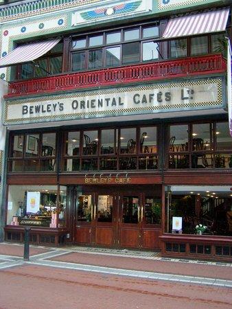 Dublin Grafton Street Restaurants