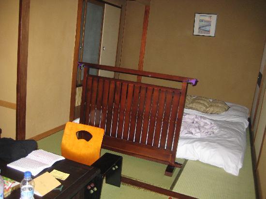 โรงแรมเอโดะยะ: camera in stile tradizionale
