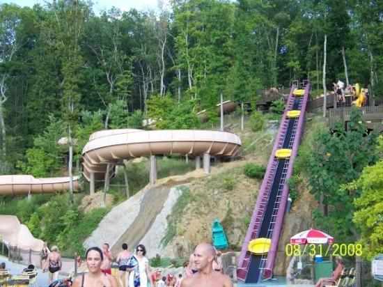 Image Of Dollywood S Splash Country Water Adventure Park